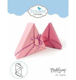 Elizabeth Craft Designs Elizabeth Craft Designs dies Triangle Box 1503