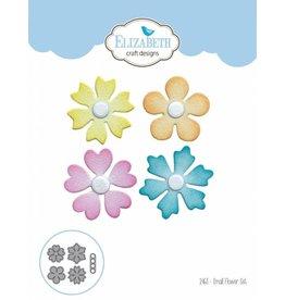 Elizabeth Craft Designs Elizabeth Craft Designs dies Die set - Small Flower Set 1463