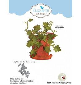 Elizabeth Craft Designs Elizabeth Craft Designs dies Garden Notes Ivy Vine 1297
