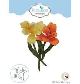 Elizabeth Craft Designs Elizabeth Craft Designs dies Garden Notes - Day Lily 1369