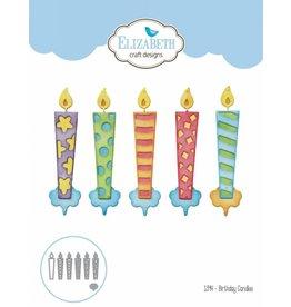 Elizabeth Craft Designs Elizabeth Craft Designs dies Birthday Candles 1394
