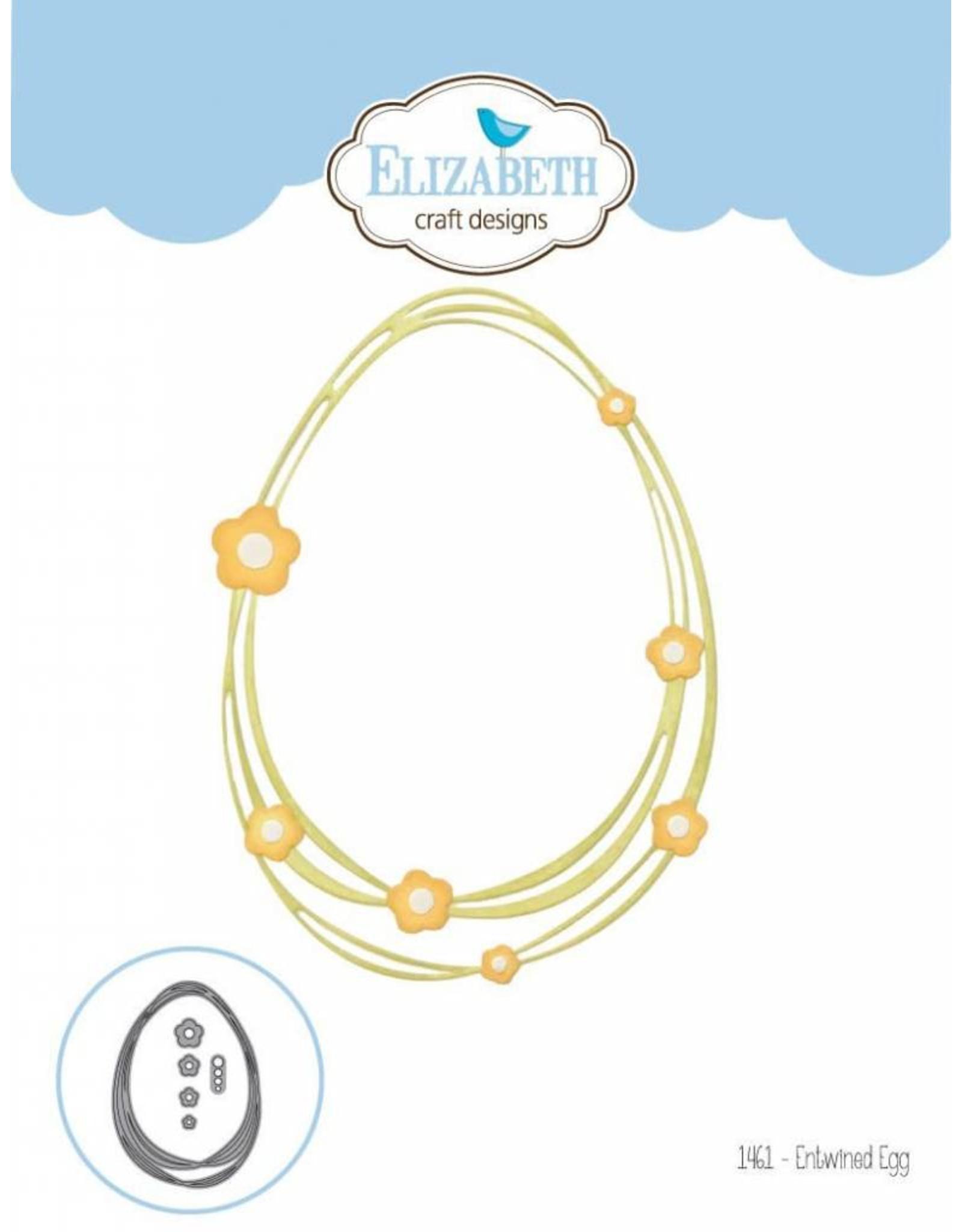Elizabeth Craft Designs Elizabeth Craft Designs dies Die set - Entwined Egg 1461