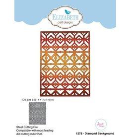 Elizabeth Craft Designs Elizabeth Craft Designs dies Diamond Background 1278