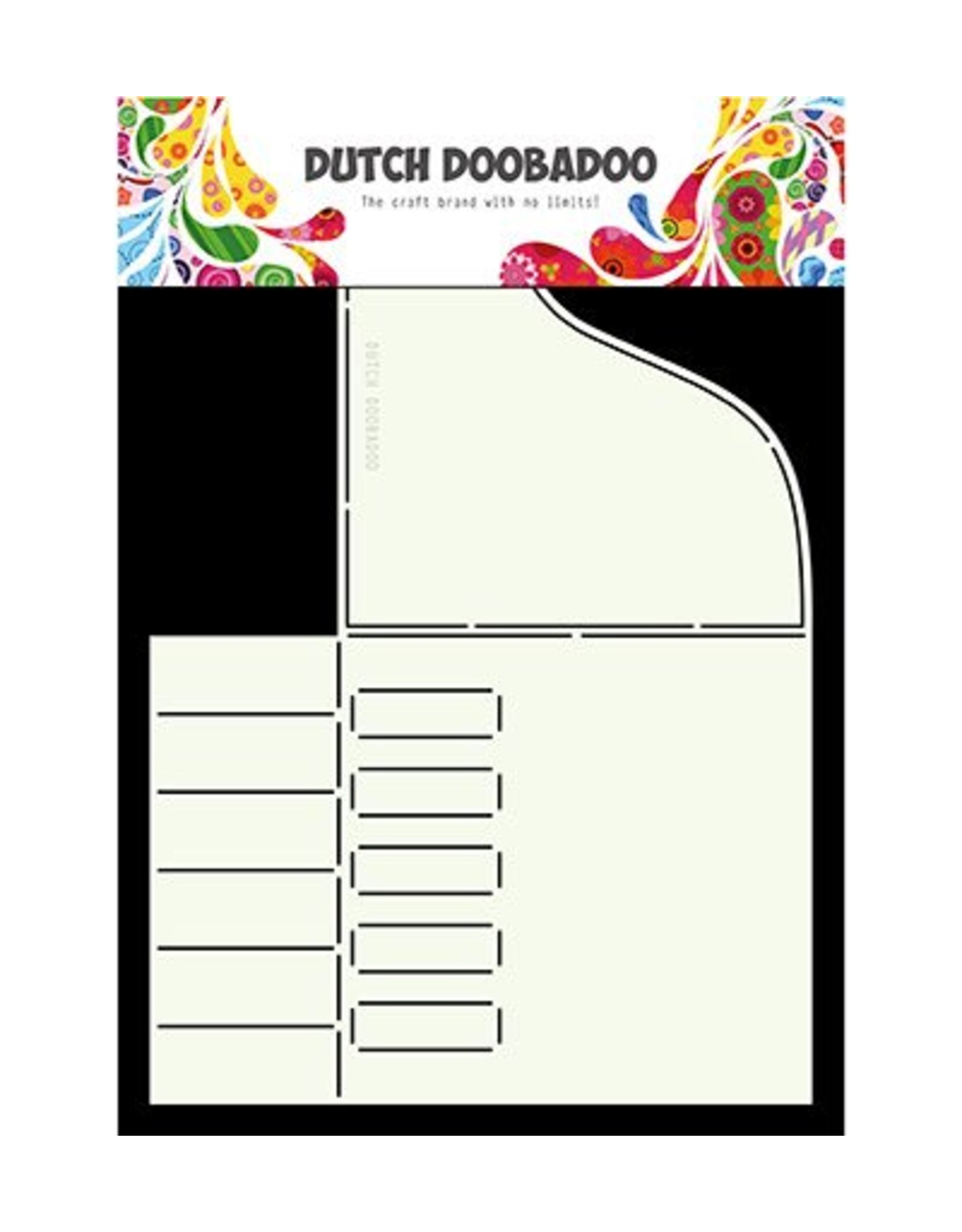 Dutch DooBaDoo Card Art Piano 470.713.677
