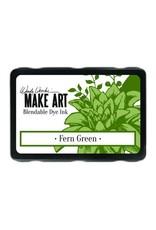 Ranger Make art Ranger MAKE ART Dye Ink Pad Fern Green WVD62592 Wendy Vecchi 5,8x8,3cm