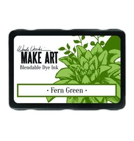 Ranger Make art Ranger MAKE ART Dye Ink Pad Fern Green WVD62592 Wendy Vecchi 5,8x8,3cm