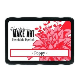 Ranger Make art Ranger MAKE ART Dye Ink Pad Poppy WVD62622 Wendy Vecchi 5,8x8,3cm