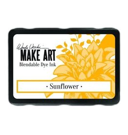 Ranger Make art Ranger MAKE ART Dye Ink Pad Sunflower WVD62653 Wendy Vecchi 5,8x8,3cm