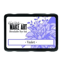 Ranger Make art Ranger MAKE ART Dye Ink Pad Violet WVD62660 Wendy Vecchi 5,8x8,3cm