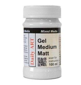 Daily Art Gel Medium Matt jar 100 ml