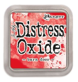 Ranger Distress Ink Pad Ranger distress oxide barn door
