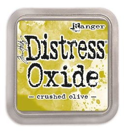 Ranger Distress Oxide Ranger distress oxide crushed olive