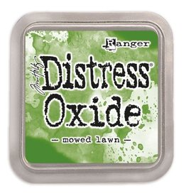 Ranger Distress Oxide Ranger distress oxide mowed lawn
