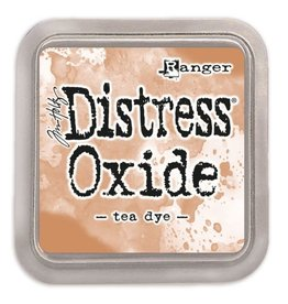 Ranger Distress Oxide Ranger distress oxide tea dye