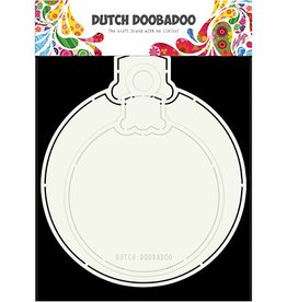 Dutch Doobadoo Card Art Dutch Doobadoo Dutch Card Art Kerstbal 2pc A5 470.713.680