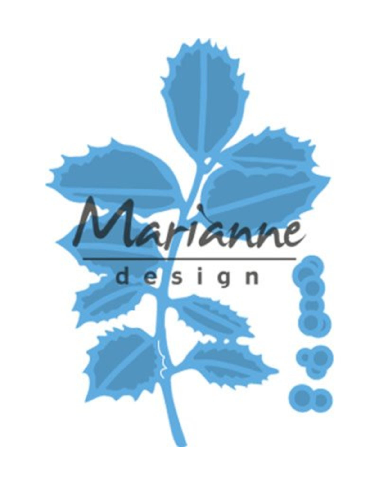 Marianne Design Marianne Design Creatables Tiny's Holly LR0549