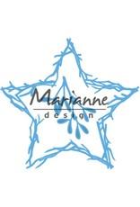 Marianne Design Marianne Design Creatables Nature star LR0551