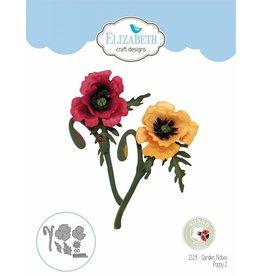 Elizabeth Craft Designs Elizabeth Craft Designs dies Garden notes Poppy 2 1519