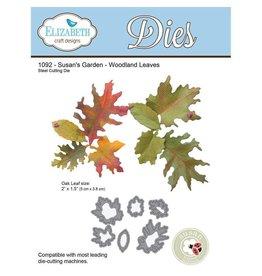 Elizabeth Craft Designs Elizabeth Craft designs dies Susan's garden Woodland leaves 1092
