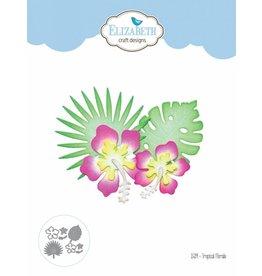 Elizabeth Craft Designs Elizabeth Craft Designs dies Tropical Florals 1539