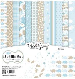 Elizabeth Craft Designs Elizabeth Crafts Design papier My Little Boy 30.5 x 30,5 (12x12)  MSC012