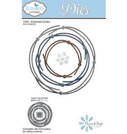 Elizabeth Crafts Design dies Entwined Circles 1254