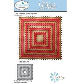 Elizabeth Craft Designs Elizabeth Craft Designs dies Postage Stamp Squares 1256
