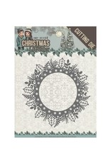 Amy Design Amy Design - Christmas Wishes - Holly Wreath snijmal