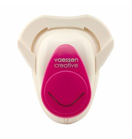 "Vaessen Creative Pons hoek-ornament rond 1"""