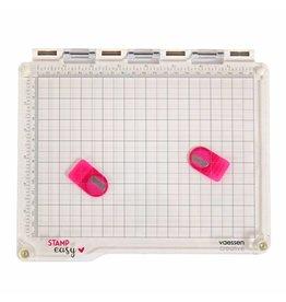 Vaessen Creative Vaessen Creative Stamp Easy tool 20x15cm