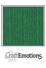 Craft Emotions CraftEmotions linnenkarton  loofgroen 30,0x30,0cm