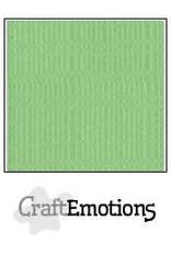 CraftEmotions linnenkarton pistache 30,0x30,0cm
