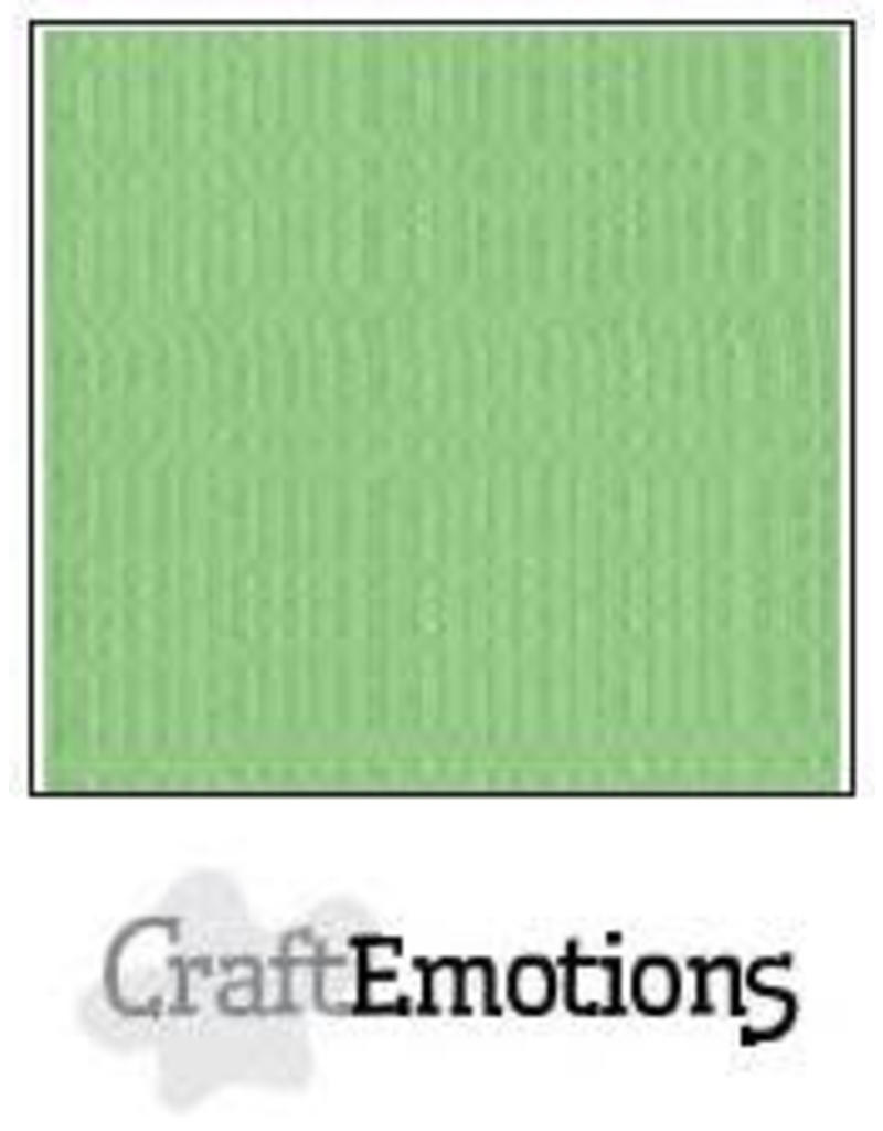 Craft Emotions CraftEmotions linnenkarton pistache 30,0x30,0cm