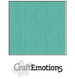 CraftEmotions linnenkarton 10 vel saliegroen pastel 30,0x30,0cm
