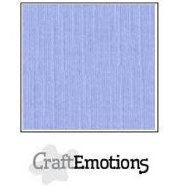 Craft Emotions CraftEmotions linnenkartonlicht jeans 30,0x30,0cm