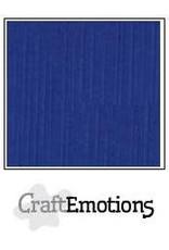 Craft Emotions CraftEmotions linnenkarton hemelsblauw 30,0x30,0cm
