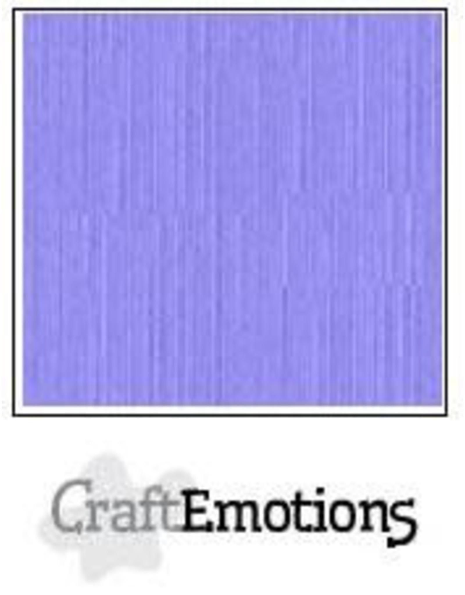Craft Emotions CraftEmotions linnenkarton heide pastel 30,0x30,0cm