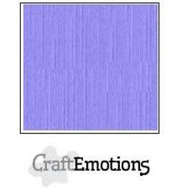 CraftEmotions linnenkarton 10 vel heide pastel 30,0x30,0cm