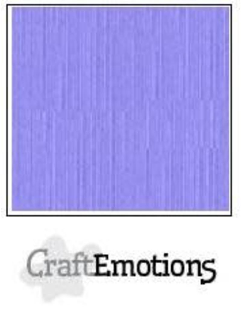 CraftEmotions linnenkarton heide pastel 30,0x30,0cm