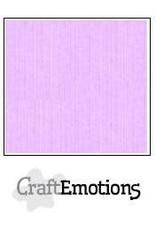 CraftEmotions linnenkarton 10 vel eucalyptus-pastel 30,0x30,0cm