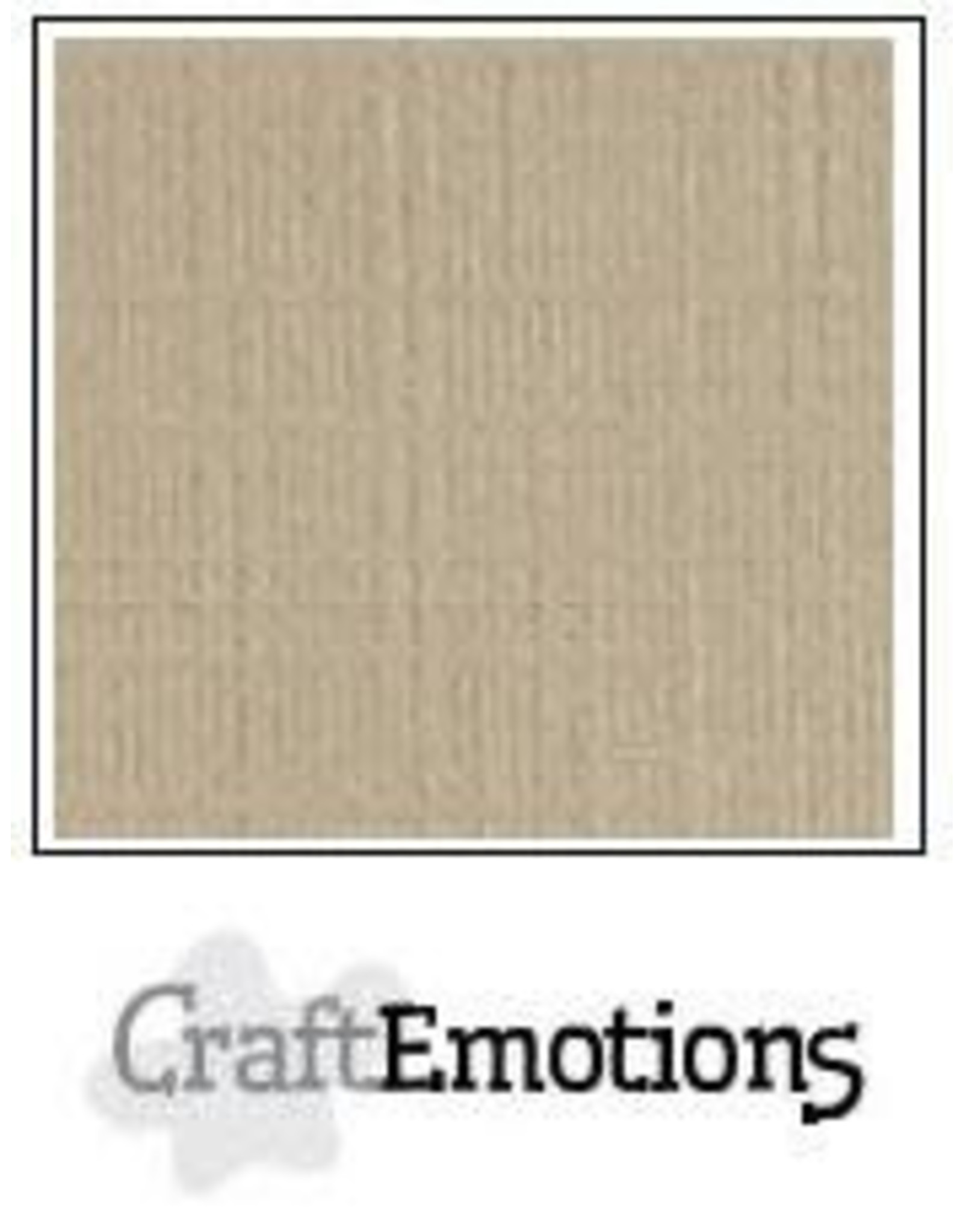 Craft Emotions CraftEmotions linnenkarton lever 30,0x30,0cm