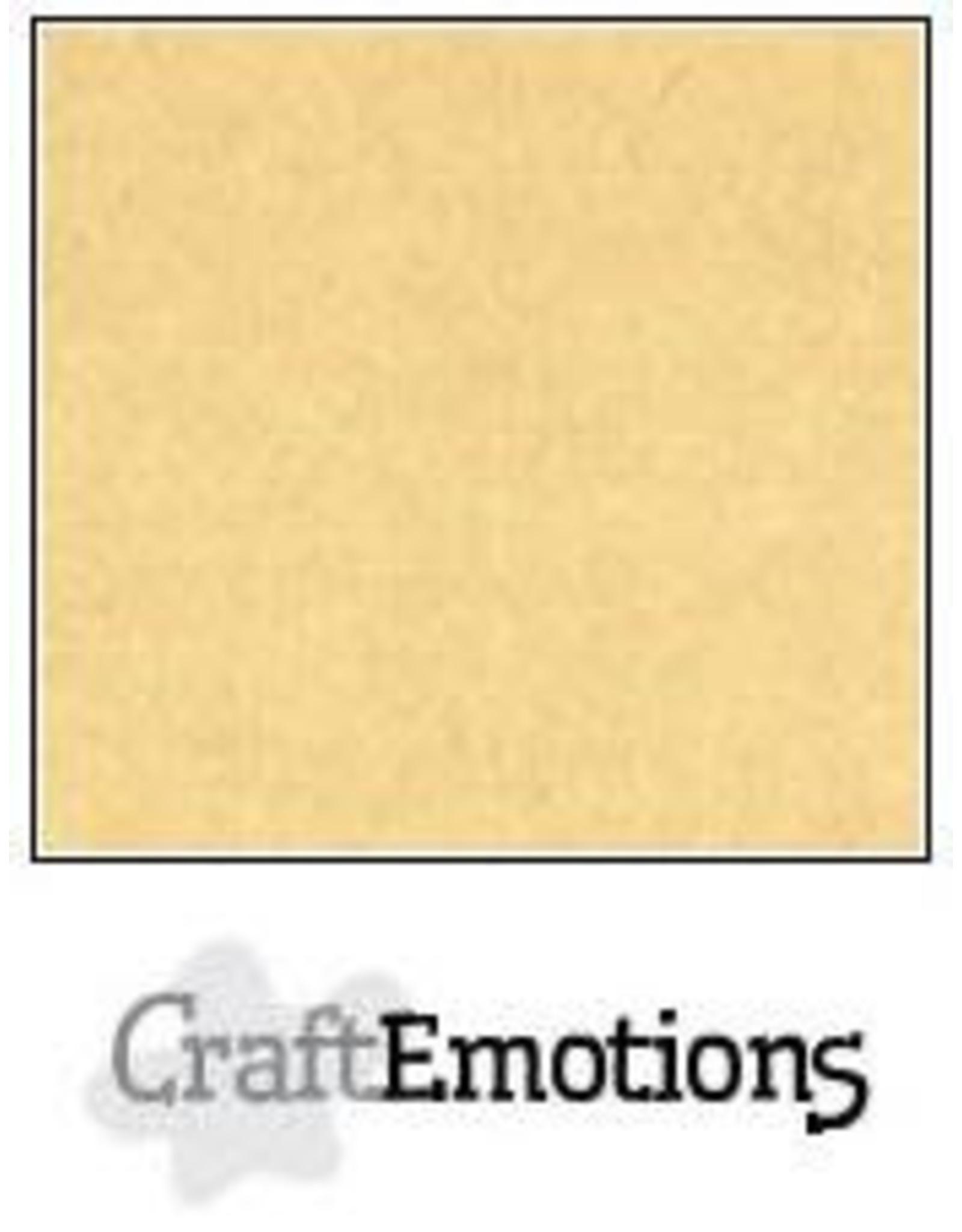 Craft Emotions CraftEmotions linnenkarton honing (kraft) 30,0x30,0cm