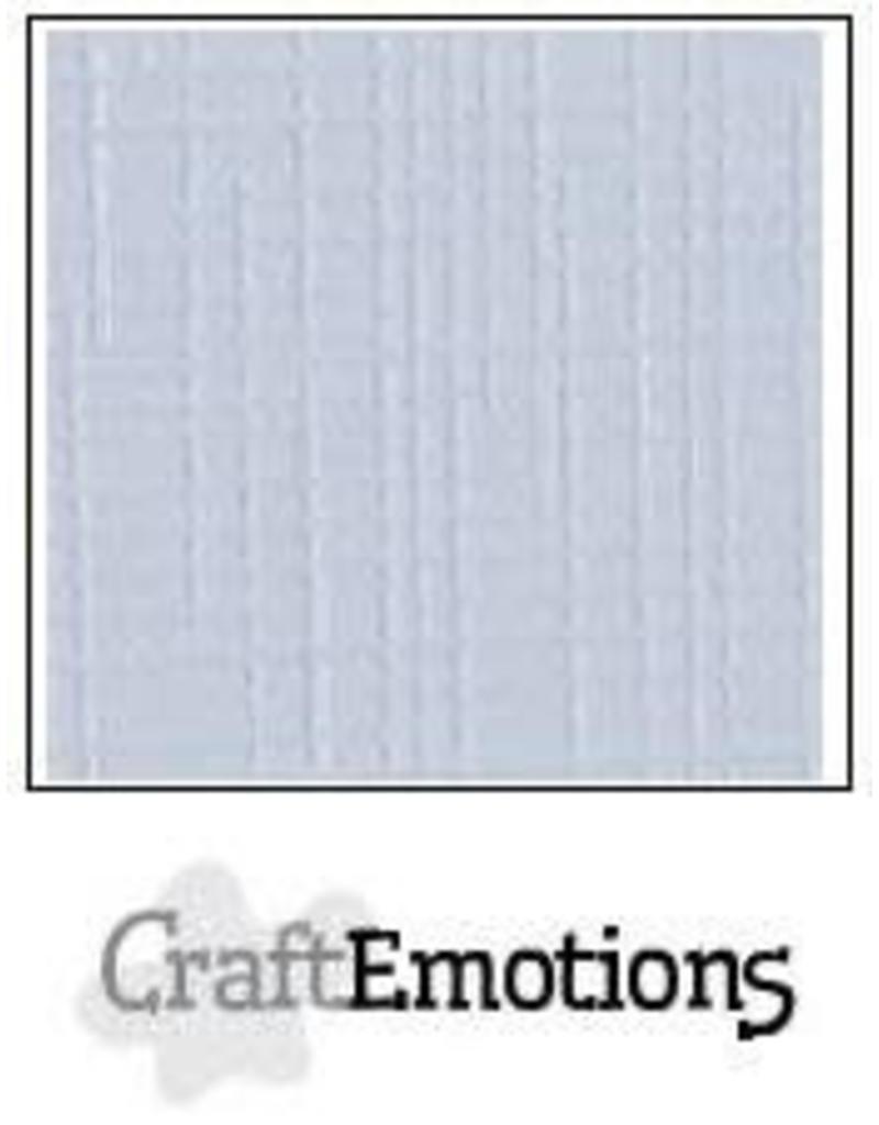 CraftEmotions linnenkarton 10 vel klassiek wit 30,0x30,0cm