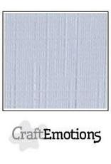 Craft Emotions CraftEmotions linnenkarton  diamant wit 30,0x30,0cm