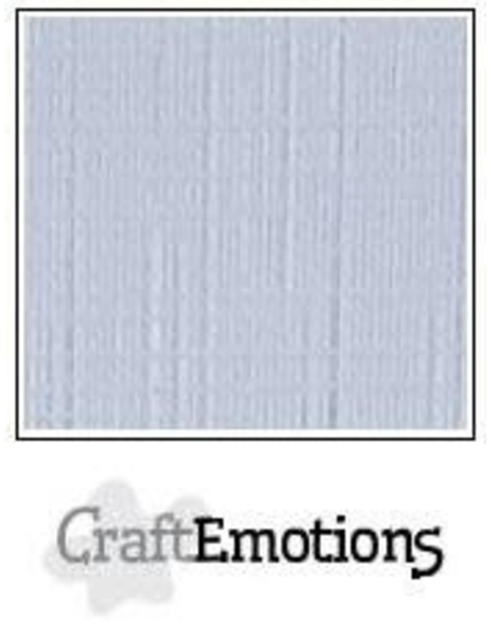 Craft Emotions CraftEmotions linnenkarton  wit 30,0x30,0cm