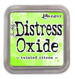 Ranger Distress Oxide Ranger Distress Oxide - twisted citron
