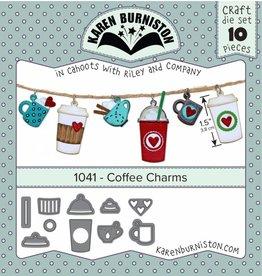 Karen Burniston Karen Burniston Coffee Charms 1041