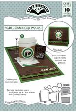 Karen Burniston Karen Burniston Coffee Cup Pop up 1040