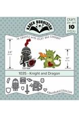 Karen Burniston Karen Burniston Knight and Dragon 1035