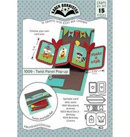 Karen Burniston Karen Burniston Twist panel pop up die set 1009